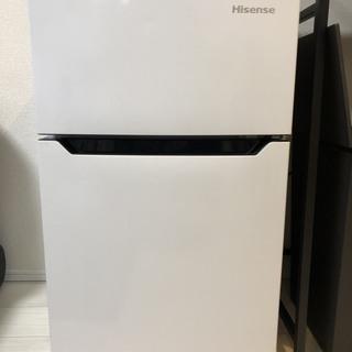 ハイエース 白 冷蔵庫 HR-B95A