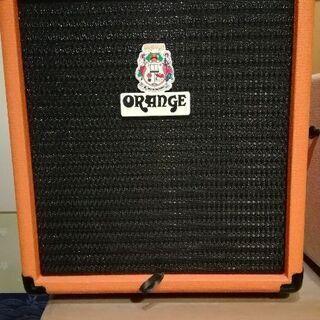ベースアンプ オレンジ Crush20B
