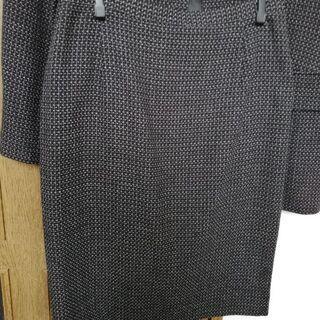 KRIZIA レディーススーツ ジャケット スカート 表地イタリア製