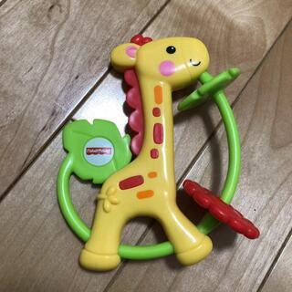 フィッシャープライス かわいいキリンのおもちゃ