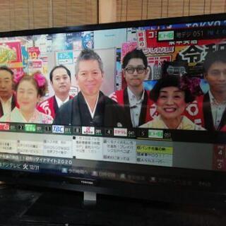 【値下げ!】テレビ REGZA 55型