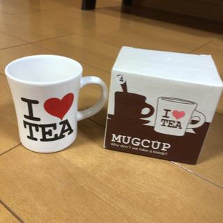 マグカップ I love TEA
