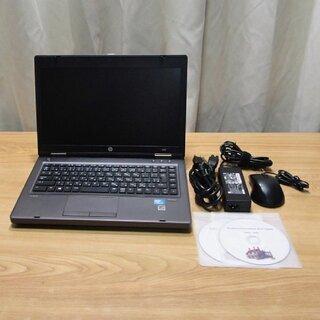商談中 高性能ノートPC HP mt40 Core i5 メモリ...