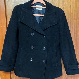 Pコート黒