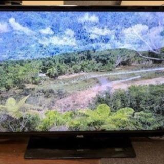 【取引中】40インチ 液晶テレビTV 取引日2/7〜9希望