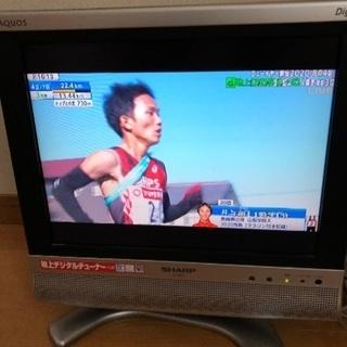 SHARP 13型テレビ LC-13SX7