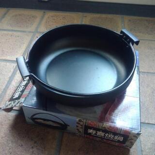 すき焼き鍋、たこ焼き器