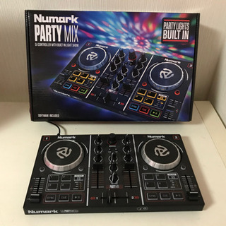 Numark PARTY MIX 中古