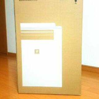 【新品】プラズマクラスター25000 シャープ空気清浄機(...