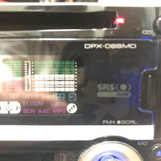 KENWOOD DPX-066MD