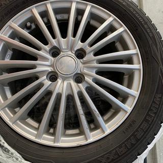 ダンロップ スタッドレス タイヤ 175/65R15 84…