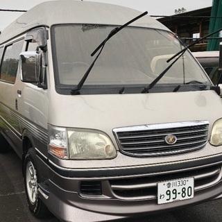 10人乗りワゴン‼️4WD‼️1日¥9980-高松