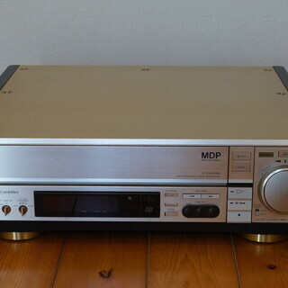レーザーディスク・プレイヤー SONY MDP-999(LDは再...