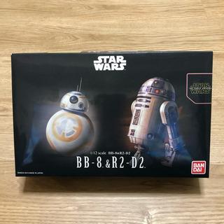 STAR WARS BB-8&R2-D2 1/12scale