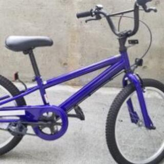 子供用20インチ自転車