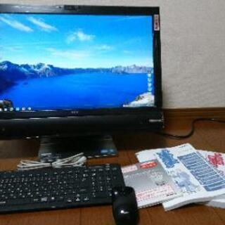 NEC デスクトップPC i7 メモリ8gb HDD3TB