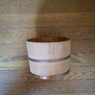 レトロ 風呂桶(木製品)