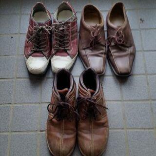 靴(メンズ26,0㎝)