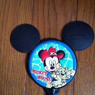 ミッキーマウスミラー 割引100円(子供自転車用)