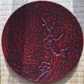 鎌倉彫 皿