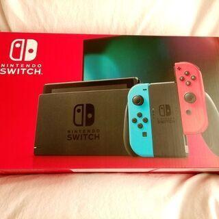 switch 新型新品 本体