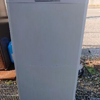 三菱 ノンフロン冷凍庫 121L 2010年製
