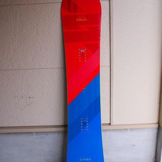 スノーボード Volkl ホルクル144cm