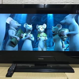取引中 デジタルハイビジョン液晶テレビ 40インチ 東芝 …