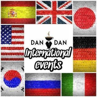 Language exchange event 1/11