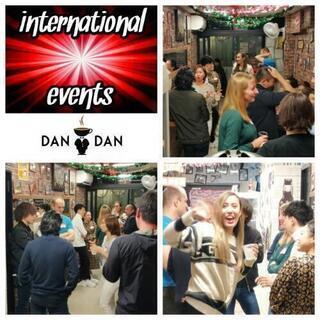 Language exchange event 1/25