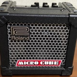 Roland Micro CUBE ローランド ギターアンプ