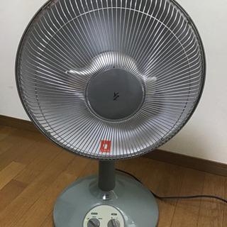 山善 速暖ハロゲンヒーター  KG-800