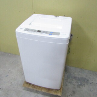 Z232 【稼働品/良品】アクア 洗濯機 93L 全自動 201...