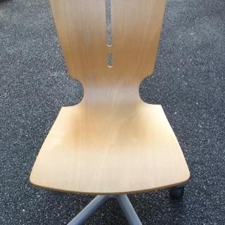 木製チェア 椅子 学習机 書斎 ダイニングなどに