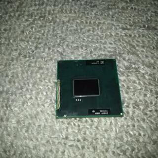 ノートPC用CPU i3-2310m 動作確認済み