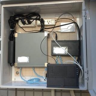 集合住宅LAN配線導入工事(あと若干名募集致します。)