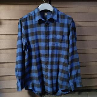 【美品USED】ユニクロのネルシャツ UNIQLO