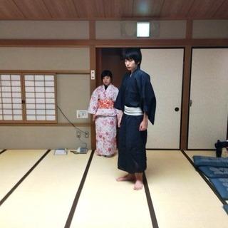 新年一月 名古屋時代劇ワークショップ