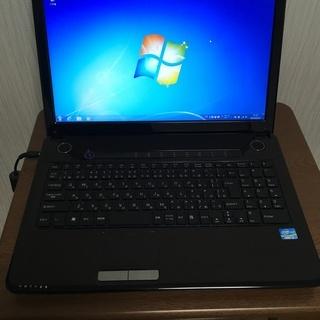 ノートパソコン 15.6インチ ジャンク