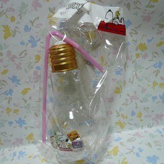 新品 スヌーピー光る電球ボトル フラッシュカラフル電球ボト…