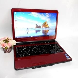 ノートパソコン譲ります。即使える メモリ4G/SSD120G/C...