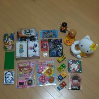 おもちゃ・キャラクターセット
