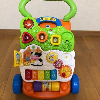 コストコで買ったベビー用手押し車