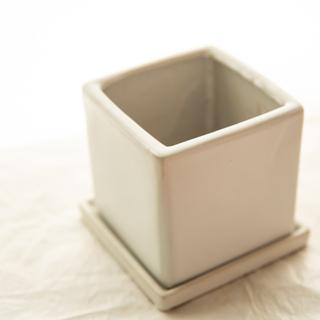 陶器の花瓶 ¥300 ガーデニング、鉢、ポット、盆栽、多肉植物、...