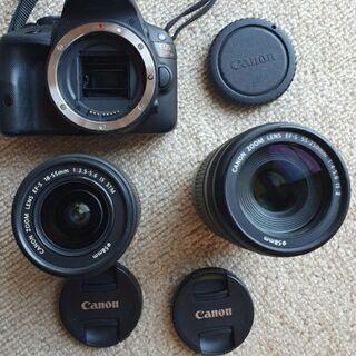 Canon デジタル一眼レフカメラ KISSX7-WKIT  E...