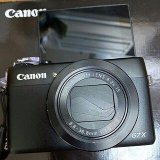 デジタルカメラ PowerShot G7X