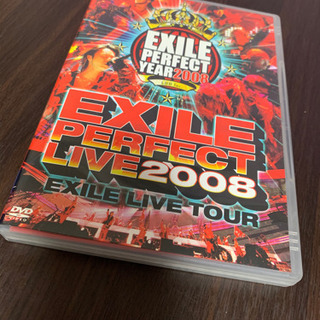 EXILE LIVE DVD「EXILE PERFECT LIV...