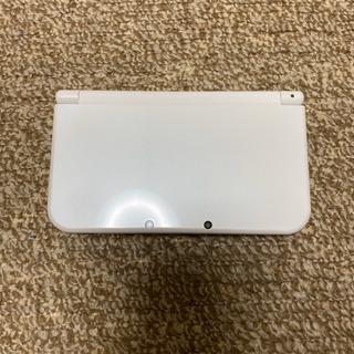 ニンテンドー3DS LL ピュアホワイト美品