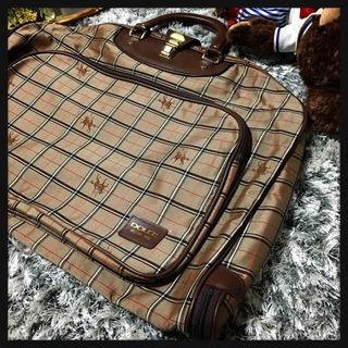 DOLCE  stylish bag  スーツバッグ  ヴィンテ...