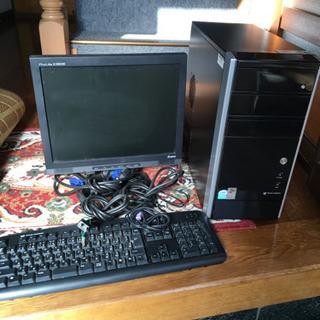 ジャンク パソコン 一式